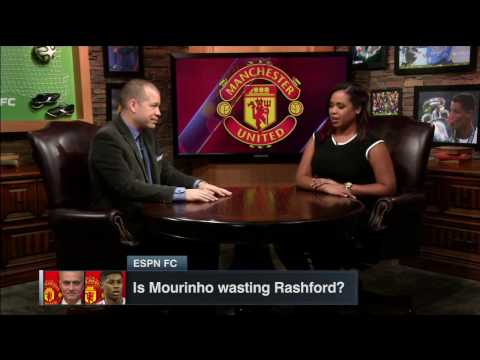 Manchester United and J. Mourinho need to inspire Marcus Rashford ahead of critical fixtures-ESPN FC