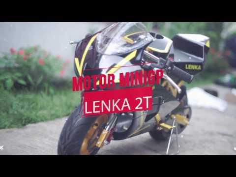 Lenka Mini Moto GP-R 50 Unboxing