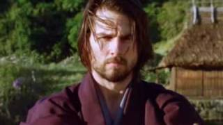 the last samurai, bokken test