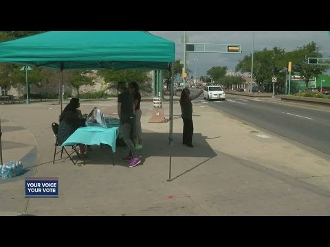 Colorado secretary of state reaches out to homeless voters