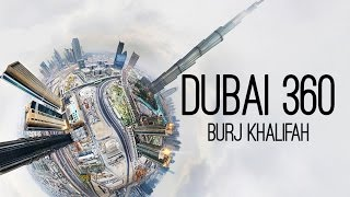 DON'T LOOK DOWN !!! DUBAI 360 - BURJ KHALIFA