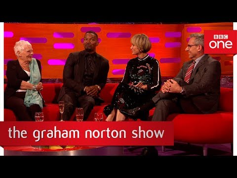 Jamie Foxx says dating at 49 is tough  - The Graham Norton Show: 2017 - BBC One