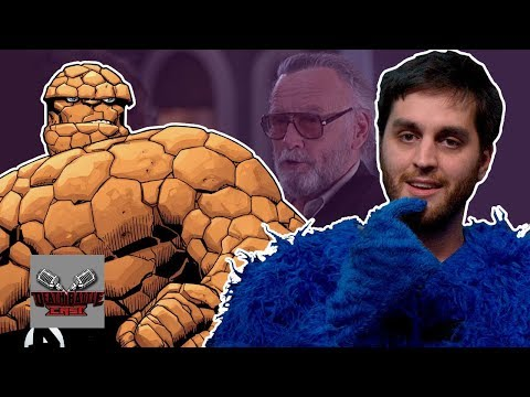 The Thing's Thing | DEATH BATTLE Cast