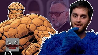 The Thing's Thing   DEATH BATTLE Cast thumbnail