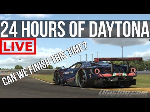 iRacing - 24 Hours Of Daytona | PART 1