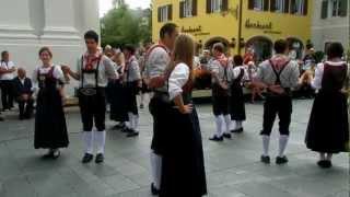 Balletto Tirolese, 1.  San Candido, Trentino Alto Adige