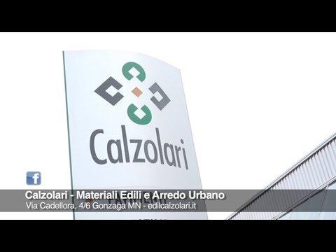 Calzolari materiali edili e arredo urbano youtube for Calzolari arredo urbano