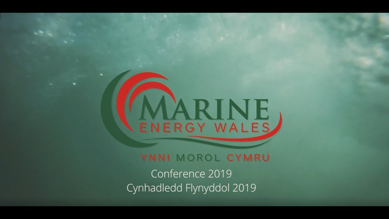 Annual Conference   Marine Energy Wales
