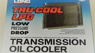Обзор комплекта доп радиатора для АКПП
