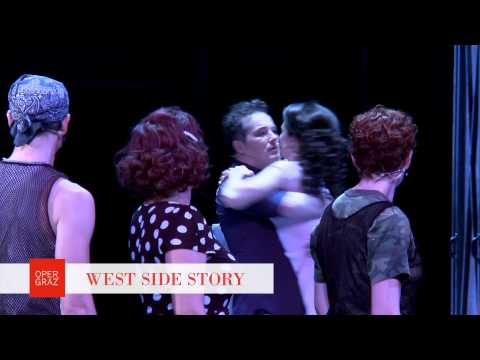 WEST SIDE STORY (WA 2014) - Oper Graz