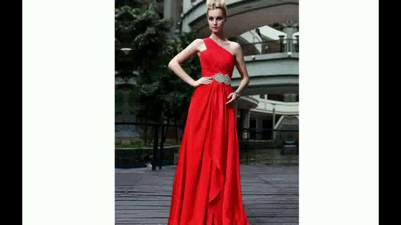 Платье Красное - YouTube