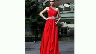 Вечерние Платья Красного Цвета - BrkBSRN
