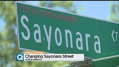 Once Dangerous Citrus Heights Street Says Sayonara To Troubled Past