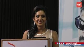 Actress Mahima Nambiar at Kuttram 23 Movie Official Pressmeet    YOYO TV Tamil