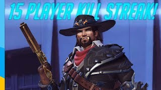 Van Helsing McCree goin hard | Overwatch: Competitive