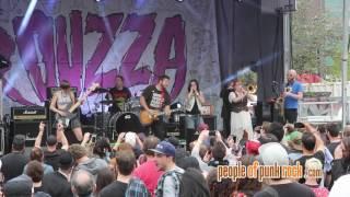 MOLLY RHYTHM @ Pouzza Fest 7, Montréal QC - 2017-05-21