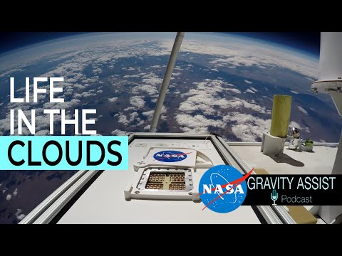Gravity Assist: Life in the Clouds