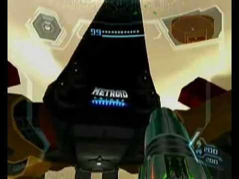 Wii metroid prime 3 corruption bobblehead ship stickers