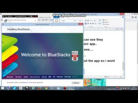 How To Download BlueStacks (App Player) (QUCK & EASY!!)