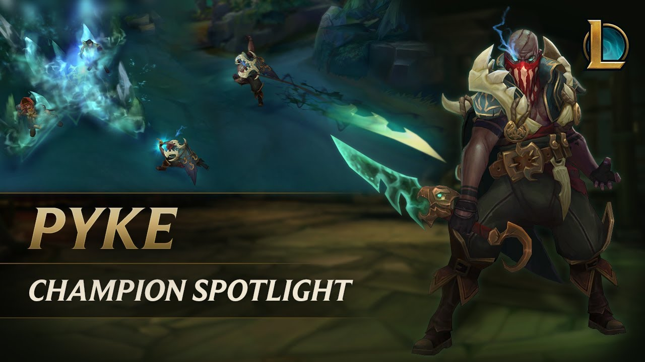 Pyke Champion Abilities