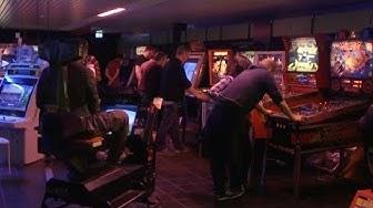 Retro Flipper- & Videospielautomaten im Oldenburger Computer Museum