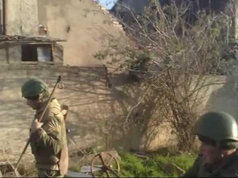 Боевой путь 136 ОМСБр. (военная разведка)