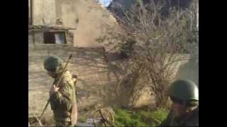 Боевой путь 136 ОМСБр военная разведка