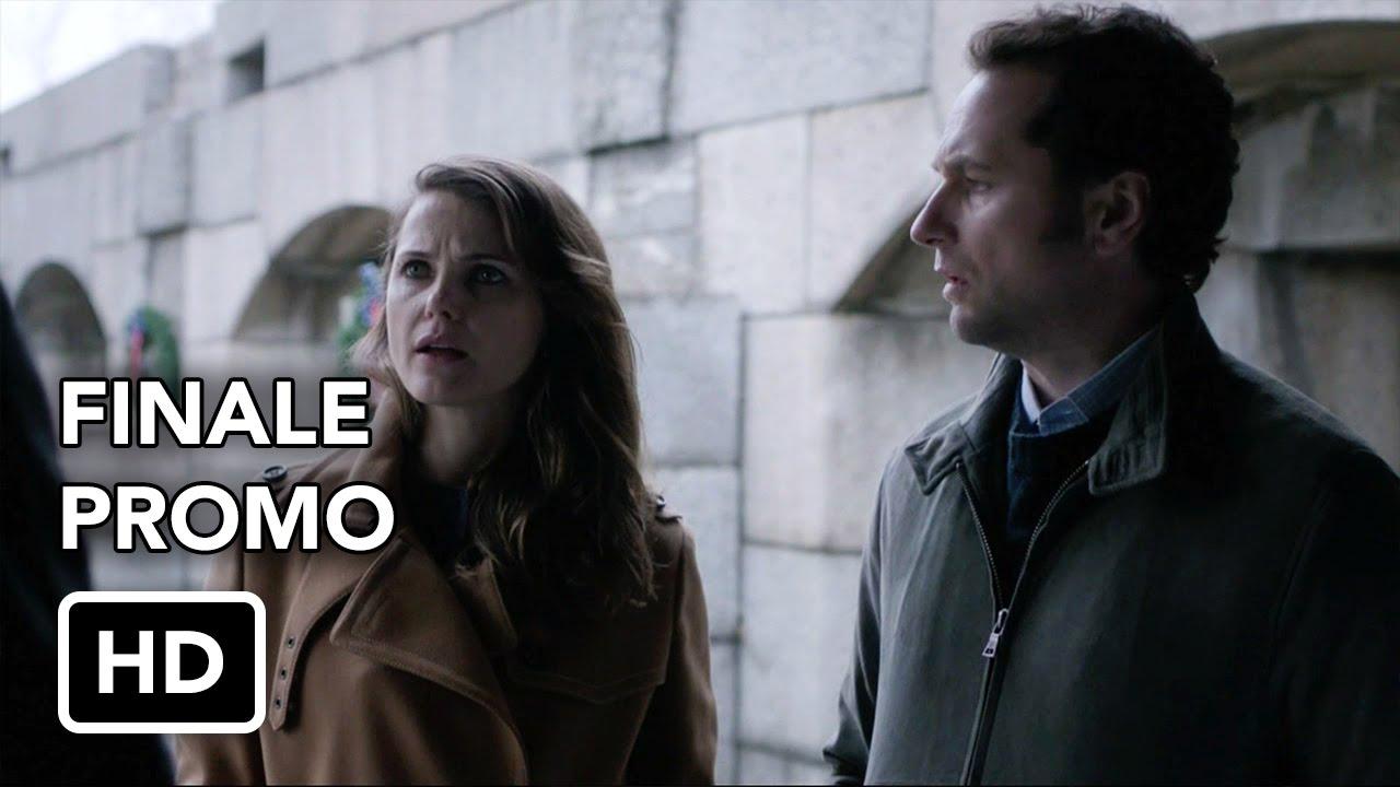 """Persona Non Grata: The Americans 4x13 Promo """"Persona Non Grata"""" (HD) Season"""
