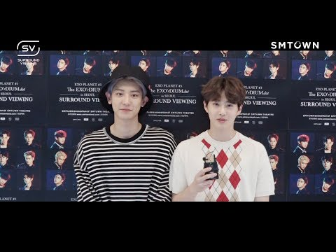 [EXO PLANET #3 The EXO'rDIUM [dot]] SURROUND VIEWING_PREVIEW