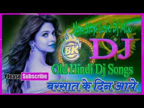 Barsaat Ke Sin Aaye♥️old Love Dholki Mix Song♥️dj Bk Boss Style-mix Hard Bass