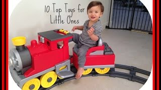 10 Top Toys For Little Ones