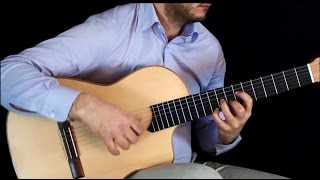 Eternal Flame (the Bangles) Classical Guitar Cover