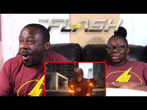 The Flash 4x1 Premier REACTION!! {The Flash Reborn}
