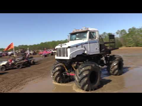Redneck Truck Event - Trucks Gone Wild 2018