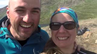 Greenland Arctic Circle Trail July 2015