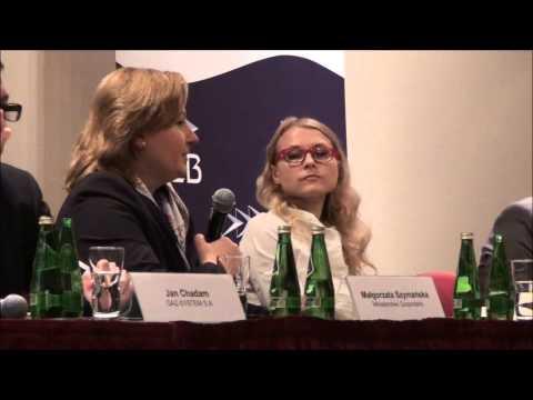 Małgorzata Szymańska - Ministerstwo Gospodarki - VIII Ogólnopolski Kongres PETROBIZNES