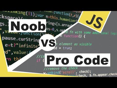 Junior Vs Senior Code - How To Write Better Code