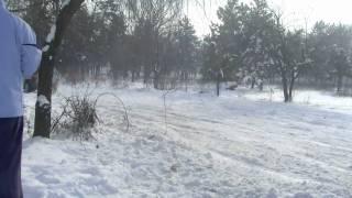 Snow Show Kia Sportage