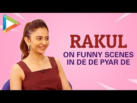 Rakul Preet Singh on Ajay Devgn, The Tremendous Response To De De Pyaar de & Funny Scenes| Mp3