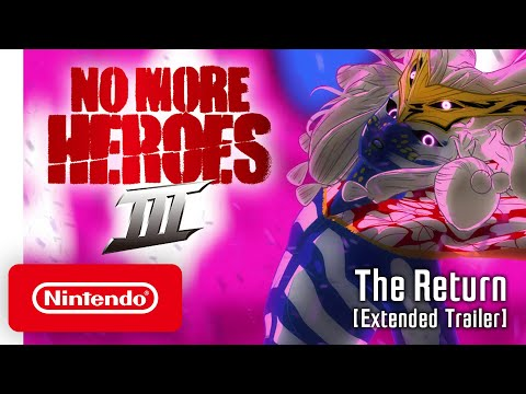 No More Heroes 3 - The Return