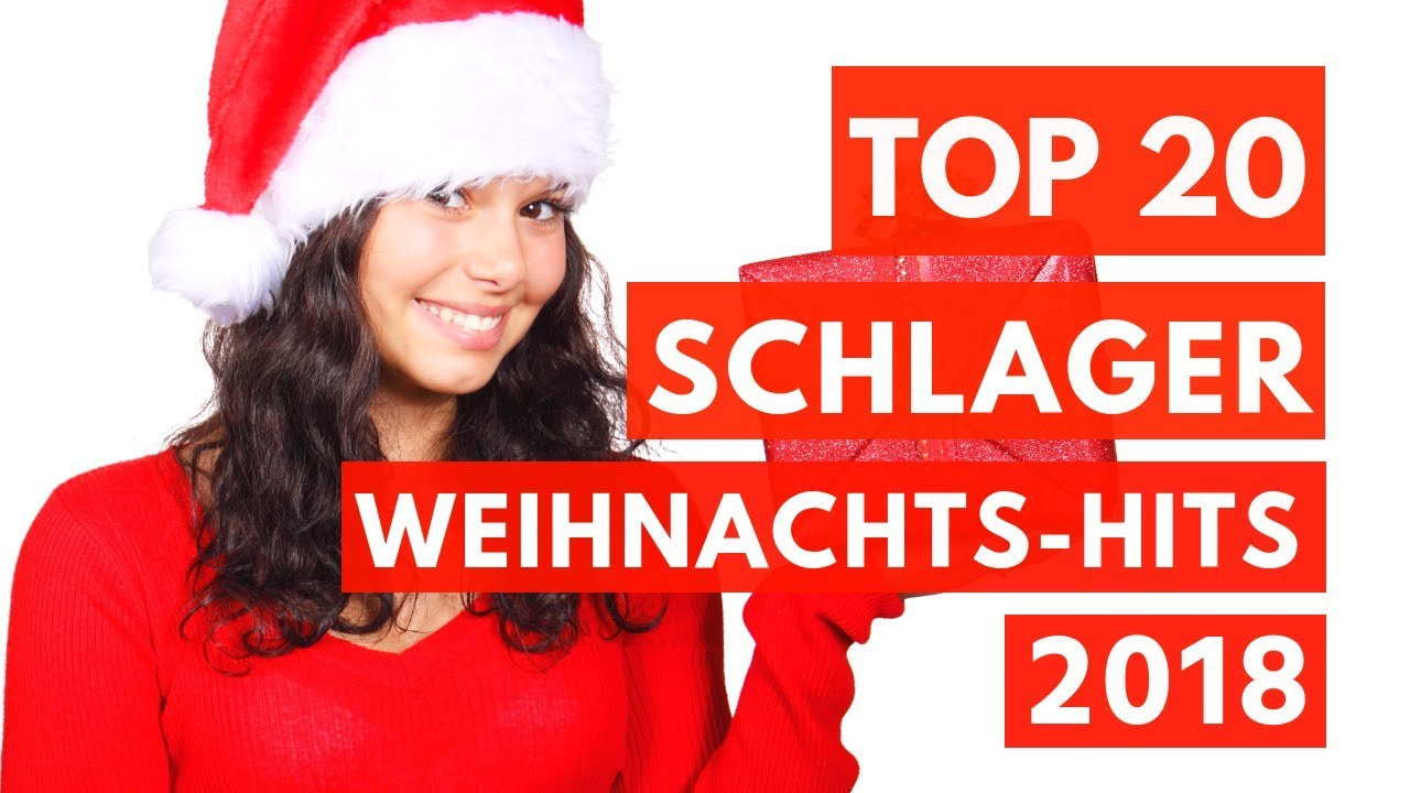top 20 schlager weihnachts hits 2018 youtube. Black Bedroom Furniture Sets. Home Design Ideas