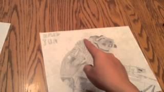 REALLY cool Halo Jun Drawing
