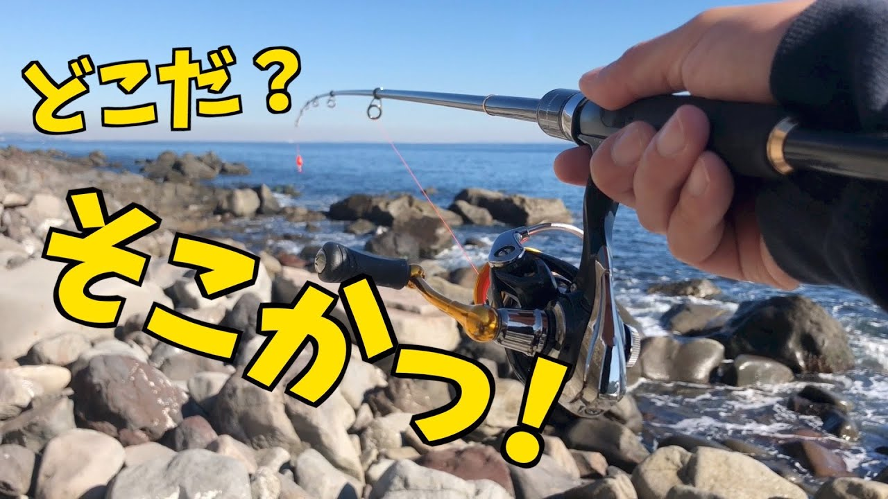 【車中泊】カサゴを釣りたい【ジムニー】