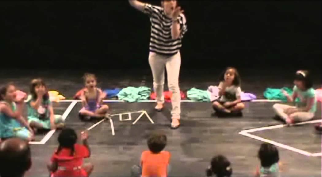 Escuela de teatro Cuarta Pared: Infantil - YouTube