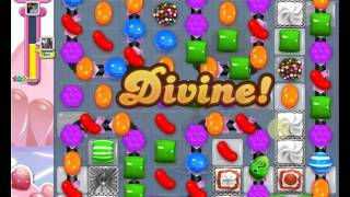 Candy Crush Saga LEVEL 1497 new version (18 moves)