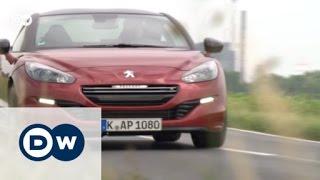 Sportcoupé – der Peugeot RCZ R   Motor mobil