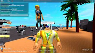 I Have Beaten John Cena In Strength!!! Roblox Weight Lifting Simulator 2 (Part 2)