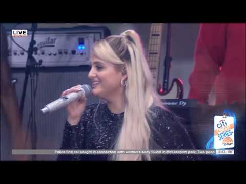 Meghan Trainor & Kaskade Sing With You Live Concert Performance September 13, 2019 HD 1080p