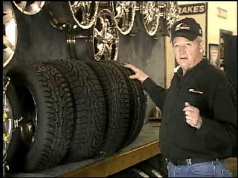Central Oregon tire choices