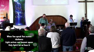 Lisbon Wesleyan Church Livestream - 2/21/21
